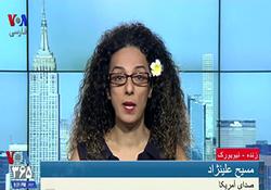 دروغگویی مسیح علینژاد باز هم رو شد! + فیلم