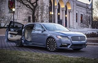 نمایشگاه دیترویت ۲۰۱۹ | لینکلن از اتومبیل لاکچری و تشریفاتی خود رونمایی کرد +تصاویر