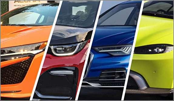 باشگاه خبرنگاران - برترین خودروهایی که در سال ۲۰۱۹ معرفی میشوند