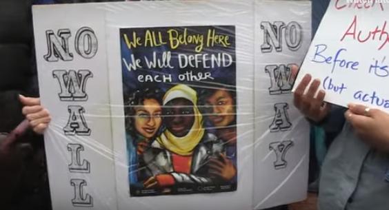 برگزاری تظاهرات سراسری در آمریکا در روز رئیس جمهور+ تصاویر