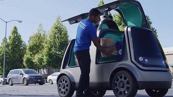 سرمایه گذاری عظیم SoftBank روی استارتآپ خودروهای بدون سرنشین +تصاویر
