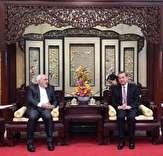 باشگاه خبرنگاران -دیدار لاریجانی و ظریف با وزیر خارجه چین/ ظریف: ایران مهمترین رابطه راهبردی جهان را با چین دارد