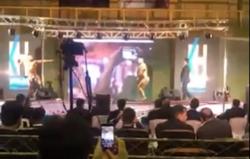 رقص و حرکات غیراخلاقی بدنسازان در تهران/ چه کسی پاسخگوست؟ +فیلم