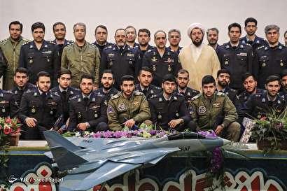 باشگاه خبرنگاران -آیین دانشآموختگی دانشجویان دانشگاه هوایی شهید ستاری