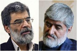 پاسخ انصاری به ادعای مطهری در خصوص دو نامه امام خمینی (ره) + عکس