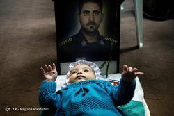 مراسم گرامیداشت شهدای امنیت پایدار