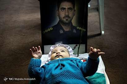باشگاه خبرنگاران -مراسم گرامیداشت شهدای امنیت پایدار