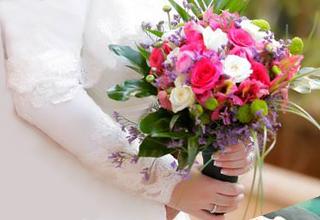 تازهعروس شاخدار مراسم ازدواجش را برای عمل جراحی به تعویق انداخت! + تصاویر