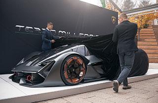 اولین خودروی هیبریدی تاریخ لامبورگینی آماده رونمایی