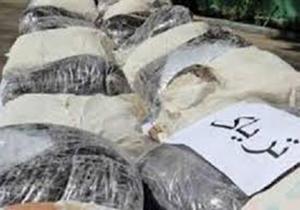کشف بیش از ۵۰ کیلوگرم تریاک در داراب