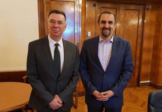 دیدار سفیر ایران با معاون اقتصادی وزارت خارجه روسیه