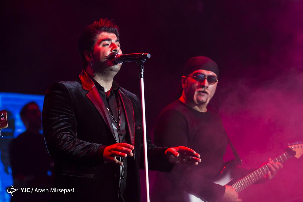 بهنام بانی رکورد سال گذشته را تکرار کرد / خواننده «فرص قمر» پرطرفدار ترین خواننده جشنواره موسیقی
