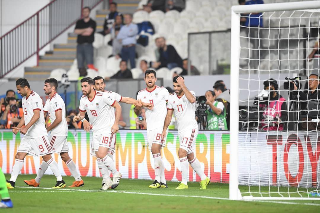 زمان دیدار تیم ملی فوتبال ایران در نیمه نهایی جام ملتهای آسیا مشخص شد