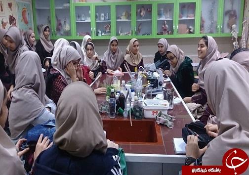 پژوهش سرای فارابی میزبان بیش از ۴ هزار دانش آموز اهوازی
