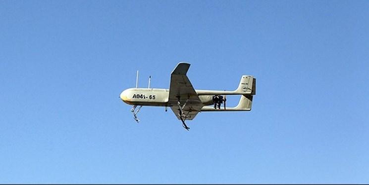 اجرای عملیات مشترک شناسایی با استفاده از پهپادهای مهاجر ۲ و جنگنده های آر اف ۴