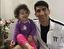 باشگاه خبرنگاران -تبریک علیرضا بیرانوند برای تولد دخترش از راه دور +عکس