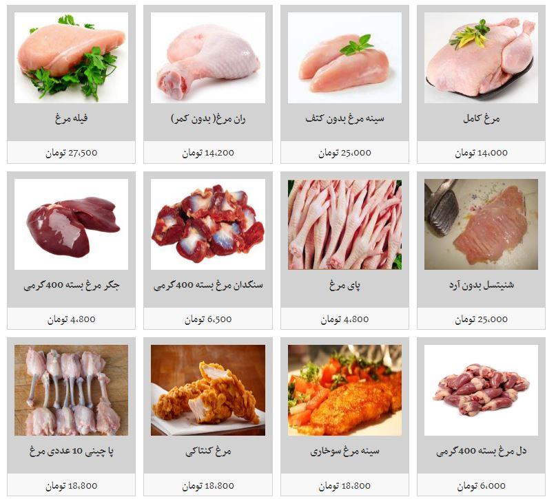 آخرین تحولات قیمتی در بازار مرغ + جدول