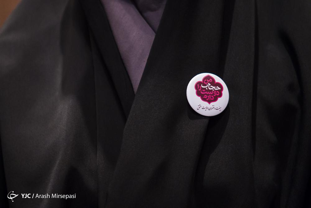 حجاب فقط در دین اسلام موضوعیت ندارد + فیلم