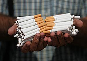 کشف بیش از ۳۲ هزار نخ سیگار قاچاق در قیروکارزین