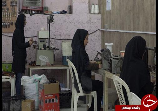 راه اندازی کارگاههای کوچک صنعتی در خانههای مازندران با درآمد ۸۰۰ میلیونی + فیلم