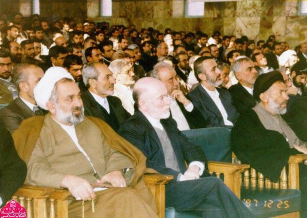 تصاویر دیده نشده از مرحوم محمدنبی حبیبی