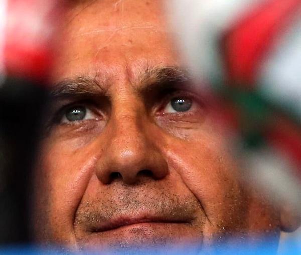 پیام خداحافظی کیروش از تیم ملی فوتبال ایران