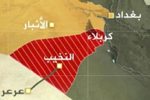 شهادت ۶ تن از ۱۲ نفر ربوده شده در منطقه النخیب عراق