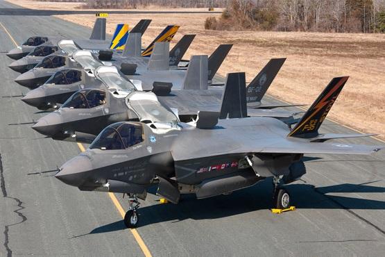 امضای لایحه عدم تحویل جنگندههای اف-۳۵ به ترکیه توسط ترامپ