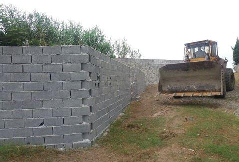 با هرگونه ساخت و سازهای غیر مجاز در اراضی ملی برخورد میشود