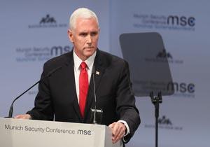 نشنال اینترست: کنفرانس امنیتی مونیخ انحطاط غرب را بر ملا کرد