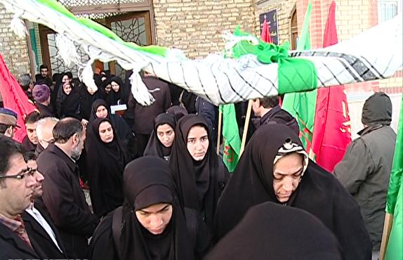 باشگاه خبرنگاران - اعزام نخستین گروه دانش آموزان زنجانی به مناطق عملیاتی جنوب