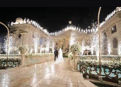 زلزله رسانهای لاکچریترین عروسی سال/ فوتبالیست معروف برای مراسم ازدواجش چقدر هزینه کرد؟