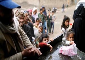 ارسال بیش از هزار کارتن مواد غذایی فاسد برای مردم یمن از سوی برنامه جهانی غذا!