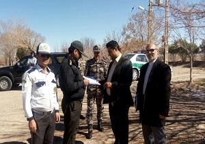 بیش از ۹۰ هزار متر مربع از اراضی ملی در شهرستان خاتم رفع تصرف شد