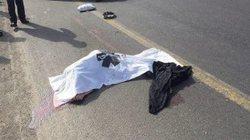 جان باختن عابری پیاده در تصادف جاده آستانه اشرفیه – کیاشهر