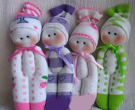 عروسک های که آزادی بخشیدند