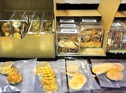 نرخ طلا و سکه در یکم اسفند ۹۷ + جدول