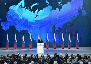 پوتین آمریکا را به پاسخ موشکی تهدید کرد