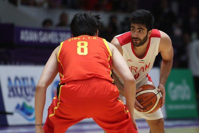 باشگاه خبرنگاران -یخچالی: باید انتقام شکست مقابل تیم بسکتبال ژاپن را بگیریم