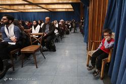 تجلیل از دانشجویان نمونه و برگزیده المپیاد علمی دانشگاه تهران