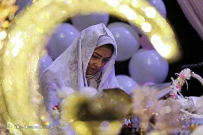 باشگاه خبرنگاران -جشن ازدواج مهر فاطمی