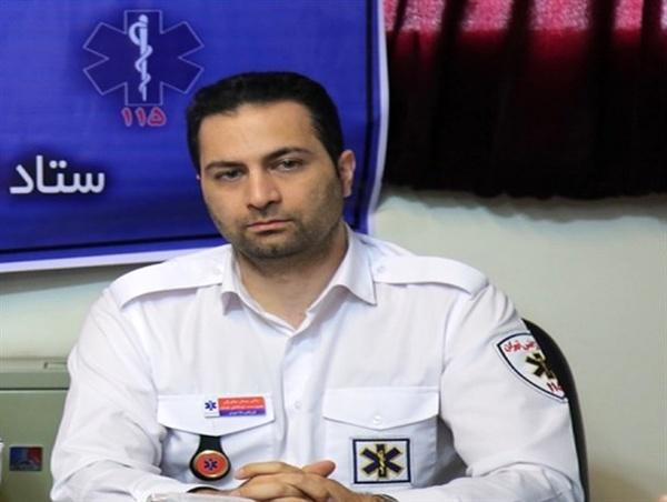 تاثیر اقدامات اورژانس بر کاهش تلفات چهارشنبه سوری