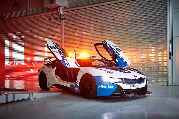 بیامو از خودروی هیبریدی خود برای مسابقات فصل جدید Formula E رونمایی کرد +تصاویر