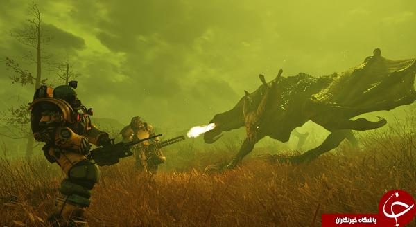 عنوان Fallout 76  بهبود پیدا خواهد کرد
