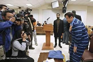 اولین جلسه رسیدگی به اتهامات حسین هدایتی