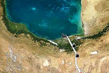 طرح انتقال آب خزر به سمنان تصویب شد