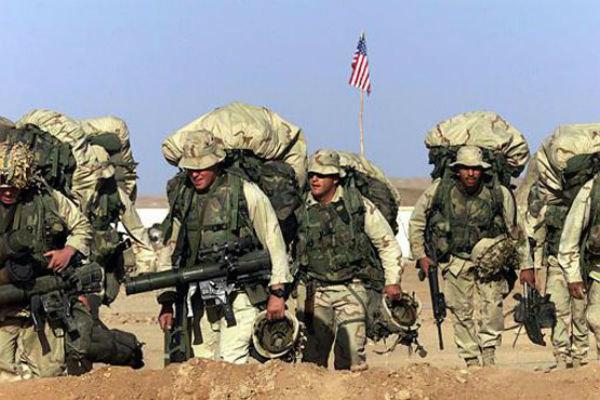 اسم رمز جدید آمریکا برای مداخله در منطقه