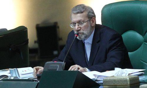 لاریجانی: دولت حق ندارد مصوبه مجلس در مورد افزایش حقوق را اجرا نکند