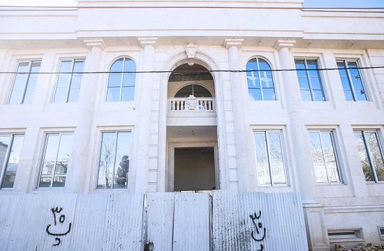 ویلای غیرقانونی دختر وزیر سابق تخریب شد+ تصاویر