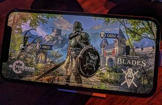 نسخه اولیه عنوان The Elder Scrolls: Blades منتشر خواهد شد